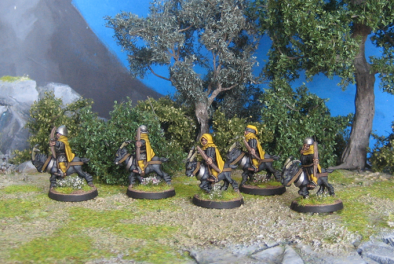 Mounted Reivers