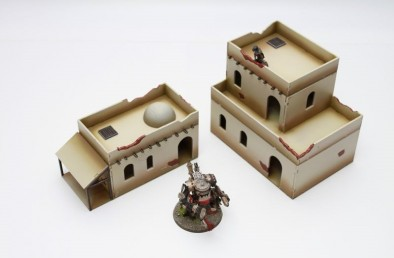 North African Building Set 1