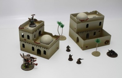 North African Building Set 2