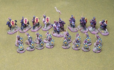 Romano British Warband