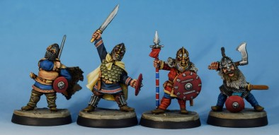 Saxon Inspired Dwarves