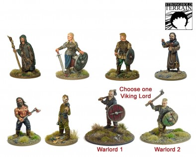 Stronghold Terrain Viking Deal