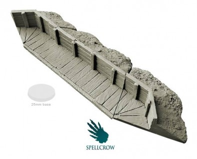 Trench Wall