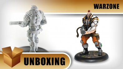 Warzone Resurrection Unboxing: Vince Diamond