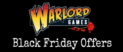 Warlord Black Friday Offers
