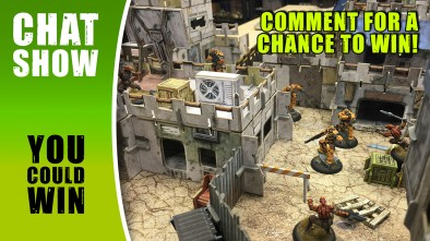 Weekender: Win A Battle Systems Shanty Town & Discussing World War II What Ifs!