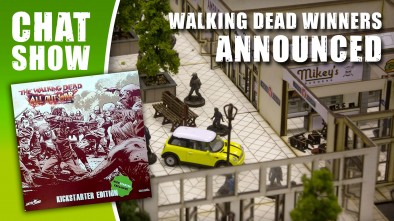 Weekender: Walking Dead Winners, Blood Bowl Returns & Mythic Battles Breaks $1M