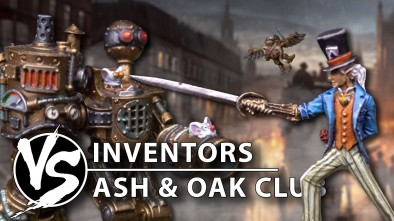 Let's Play: Wolsung - Inventors Vs Ash & Oak