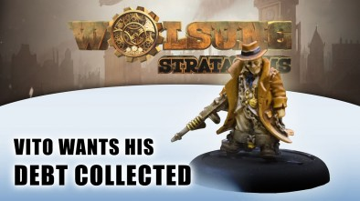 Wolsung Stratagems: Vito Wants His Debt Collected!