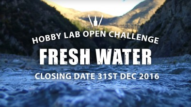 Hobby Lab Open Challenge: Fresh Water
