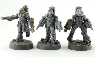 Conversion Mechs