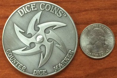 Dice coins 3