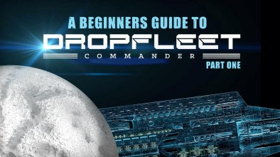 A Beginners Guide To Dropfleet Commander: Part One - Components & Ships
