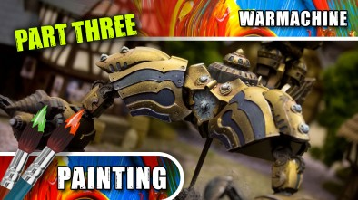 3 Colours Up: Painting The Convergence Of Cyriss Prime Axiom (Part Three)