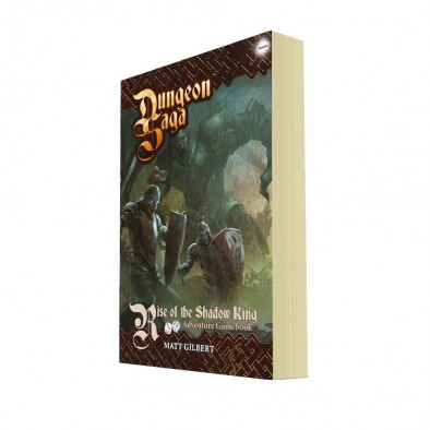 Rise Of The Shadow King Game Book