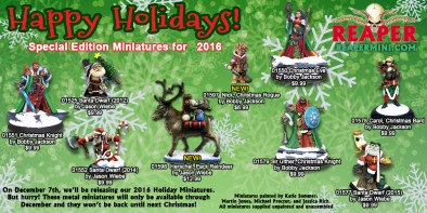 Special Edition Miniatures