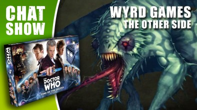 Weekender: Adventure Through Time With GF9's New Doctor Who Board Game