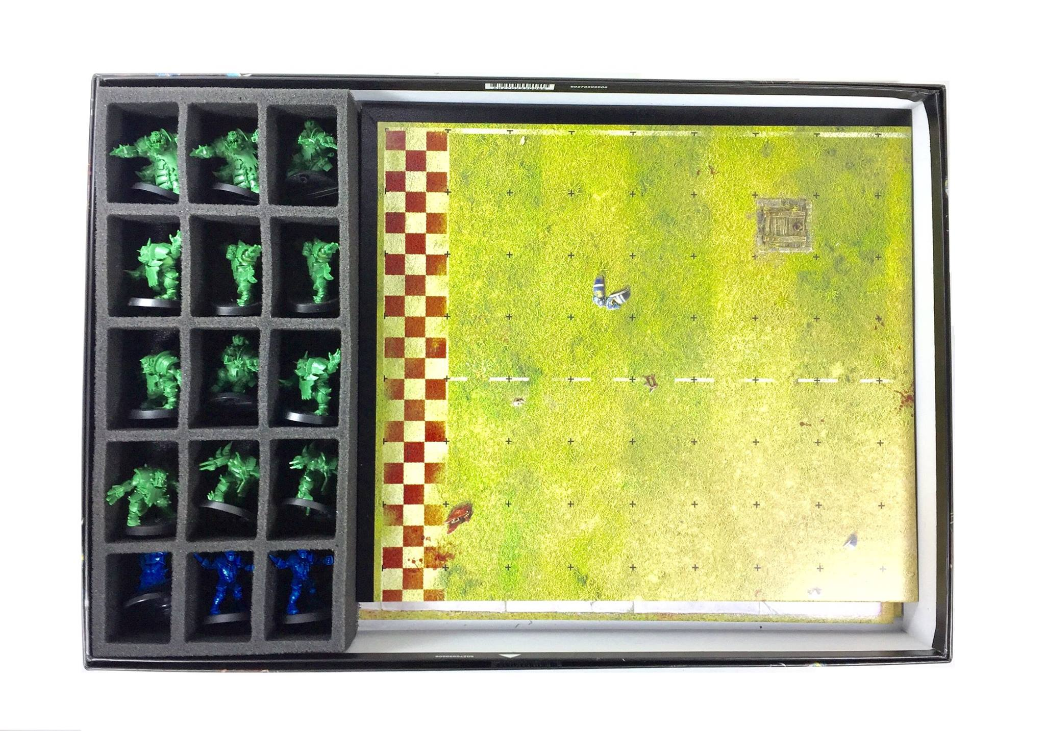 Snap Up New Battle Foam Blood Bowl Kits To Keep Teams Safe Ontabletop Home Of Beasts Of War These 2020 fantasy football rankings are refreshed live every day based on average draft position data generated by the fantasy football mock drafts. beasts of war