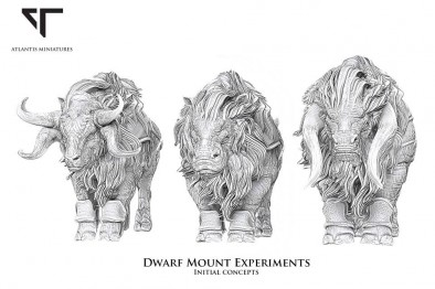 Dwarf Mounts