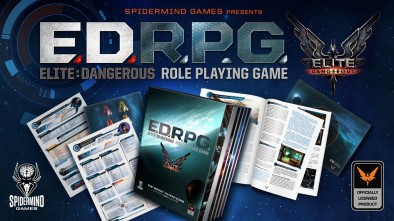 Elite Dangerous Role-Playing Game
