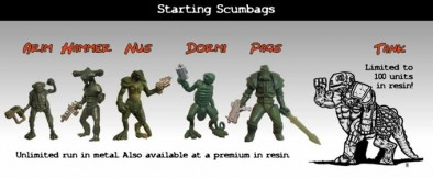 First Scum & Smugglers