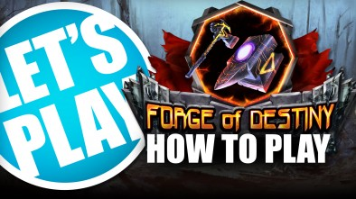 Let's Play: Forge of Destiny - How to Play