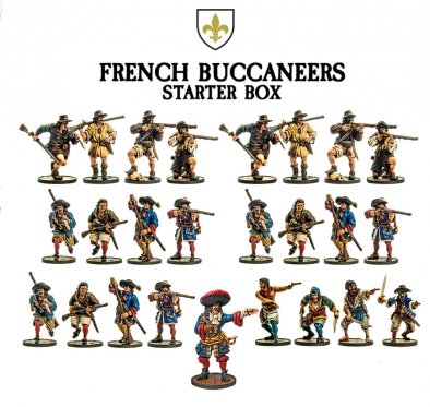 French Buccaneers