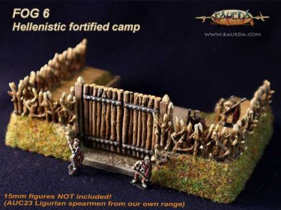 Hellenistic Fortified Camp #1