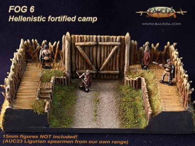 Hellenistic Fortified Camp #2
