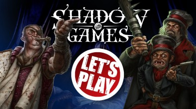 Let's Play: Shadow Games with Steamforged Games