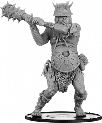 PAPWORTH THE PILLAGER, CHAOS GIANT