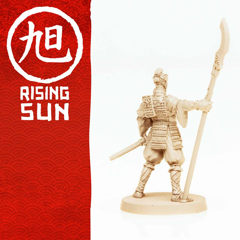 how to play rising sun board game