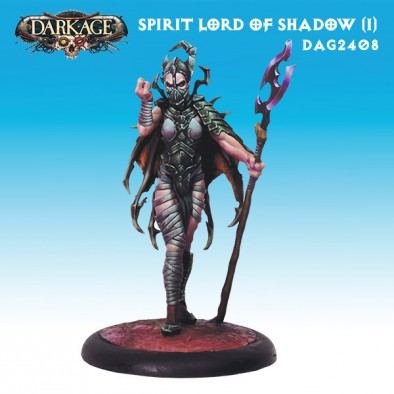 Spirit Lord Of Shadow