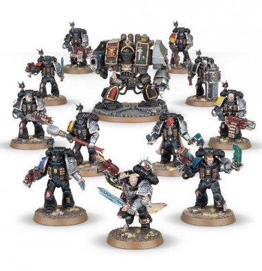 Star Collecting Deathwatch