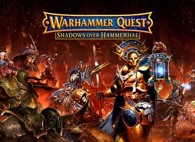 Warhammer Quest - Shadows Over Hammerhal