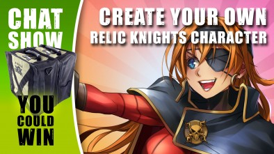 Weekender: Relic Knights Week Cometh & Win a Battle Foam X Pack!