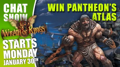 Weekender: Wrath Of Kings Week Coming & Huge Mythic Battles Giveaway