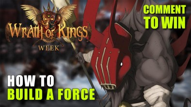 Wrath of Kings Week: How To Build A Force
