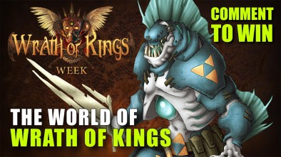 Wrath of Kings Week: Welcome To The World of Arikania