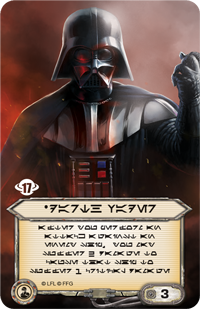 Xwing open vadar cards