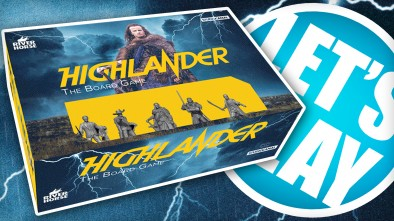 Let's Play: Highlander - The Board Game