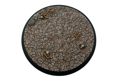 B02844 Wasteland Bases, WRound 120mm
