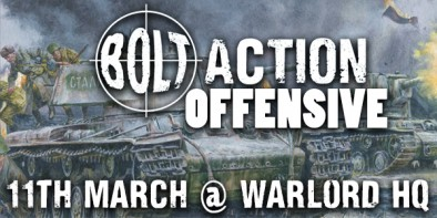 Bolt Action Offensive