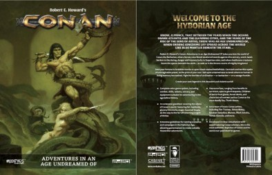 Conan Main Rulebook