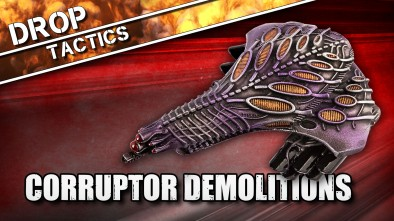 Drop Tactics: Demolitions with the Corruptors