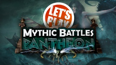 Let's Play: Mythic Battles - Pantheon
