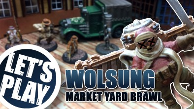 Let's Play: Wolsung - Market Yard Bank Heist