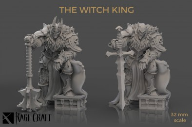 The Witch King #1