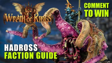 Wrath of Kings Week: Faction Guide - Hadross