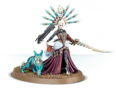 Yvraine, Emissary of Ynnead